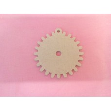 4mm MDF Small cog 100mm